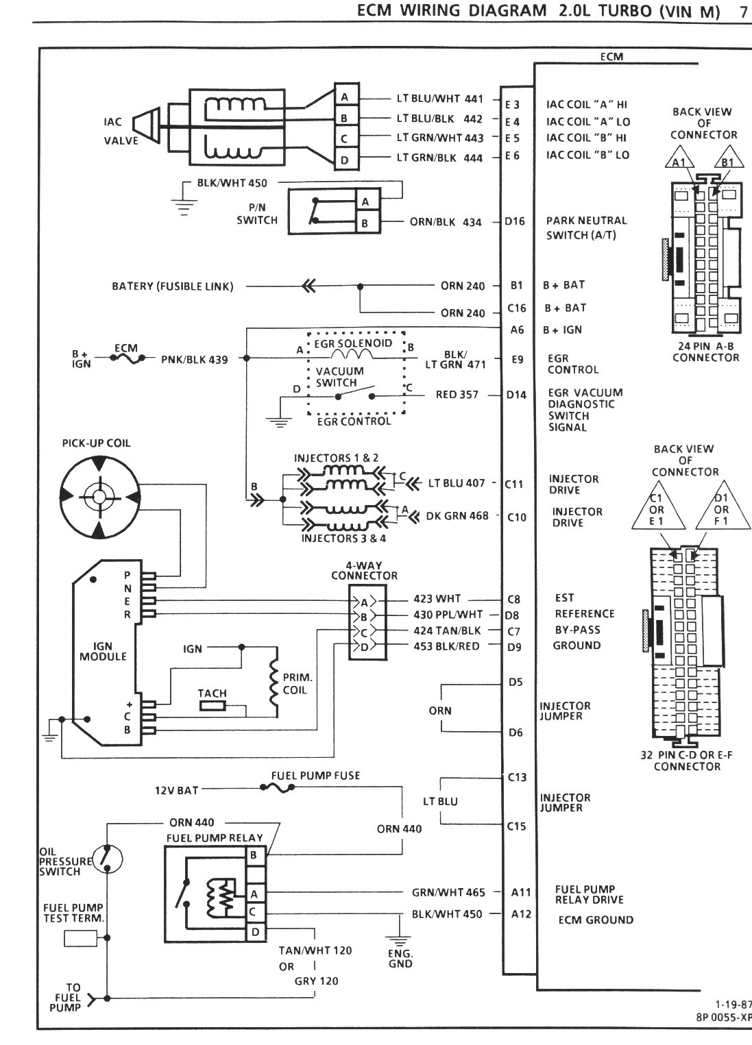 Ddec 3 ecm wiring diagram on nwstp forum DDEC 5 Schematic Detroit Diesel Electronic Controls